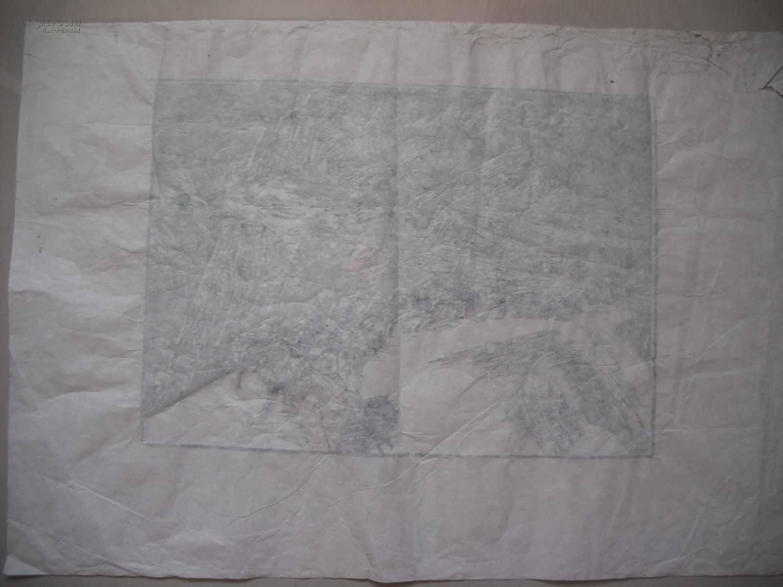 【图】版画套色木刻红军--雪山过作者名家:宋之光视频夏图片