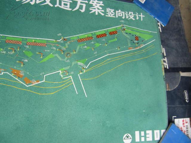 【图】符号建筑手绘彩色设计图一张青岛栈桥平面文化在景观设计v符号图片