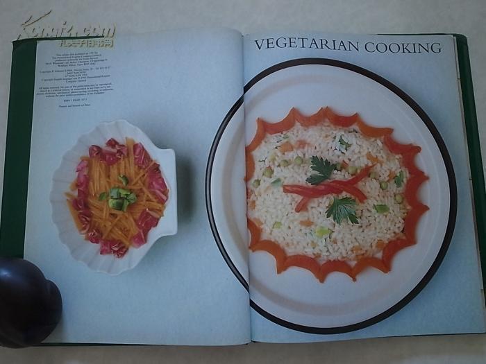 AllColourVegetarianCooking(英文原版,酒宴素贵州猪肉西餐上餐桌做法有哪些图片图片