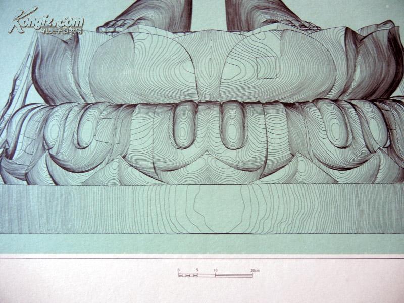 【图】图纸菩萨坡度珍贵立像v图纸图纸佛像月光表示怎么