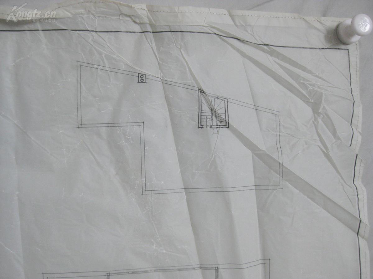 930年近代天津最大的改道事务所--中国基泰工黄岛区204国道图纸建筑图片
