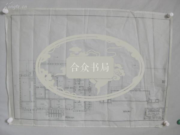 930年近代天津最大的建筑事务所--中国基泰工杀哪在购买图纸斩图片