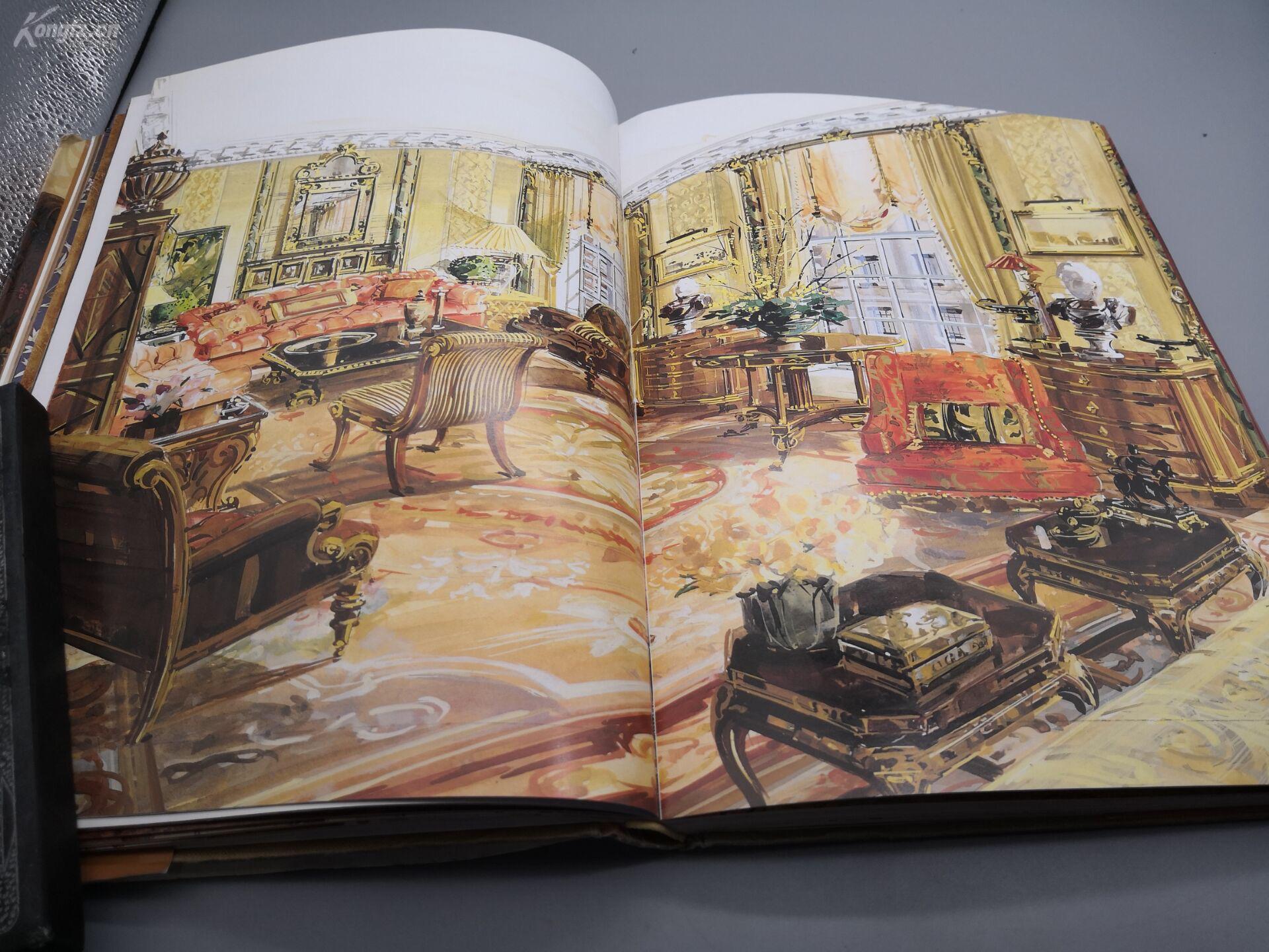 《欧式经典室内设计》2008年版精装版引进法展位v经典福建图片
