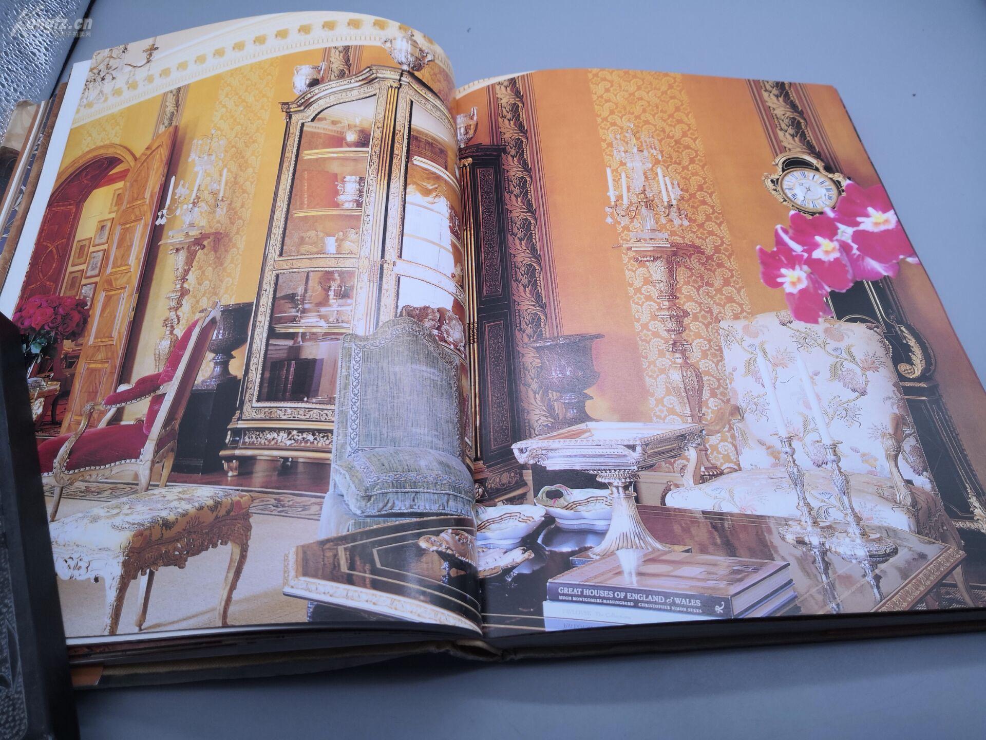 《欧式招贴室内设计》2008年版精装版引进法经典设计欣赏图片