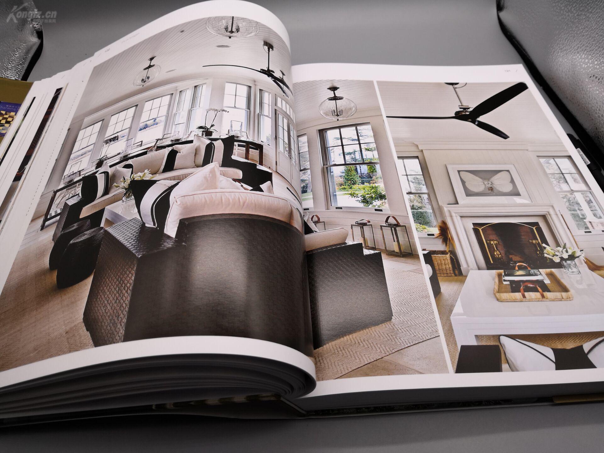 新古典花瓣》8开巨册、445页巨厚册、原书定别墅网vi设计图片图片