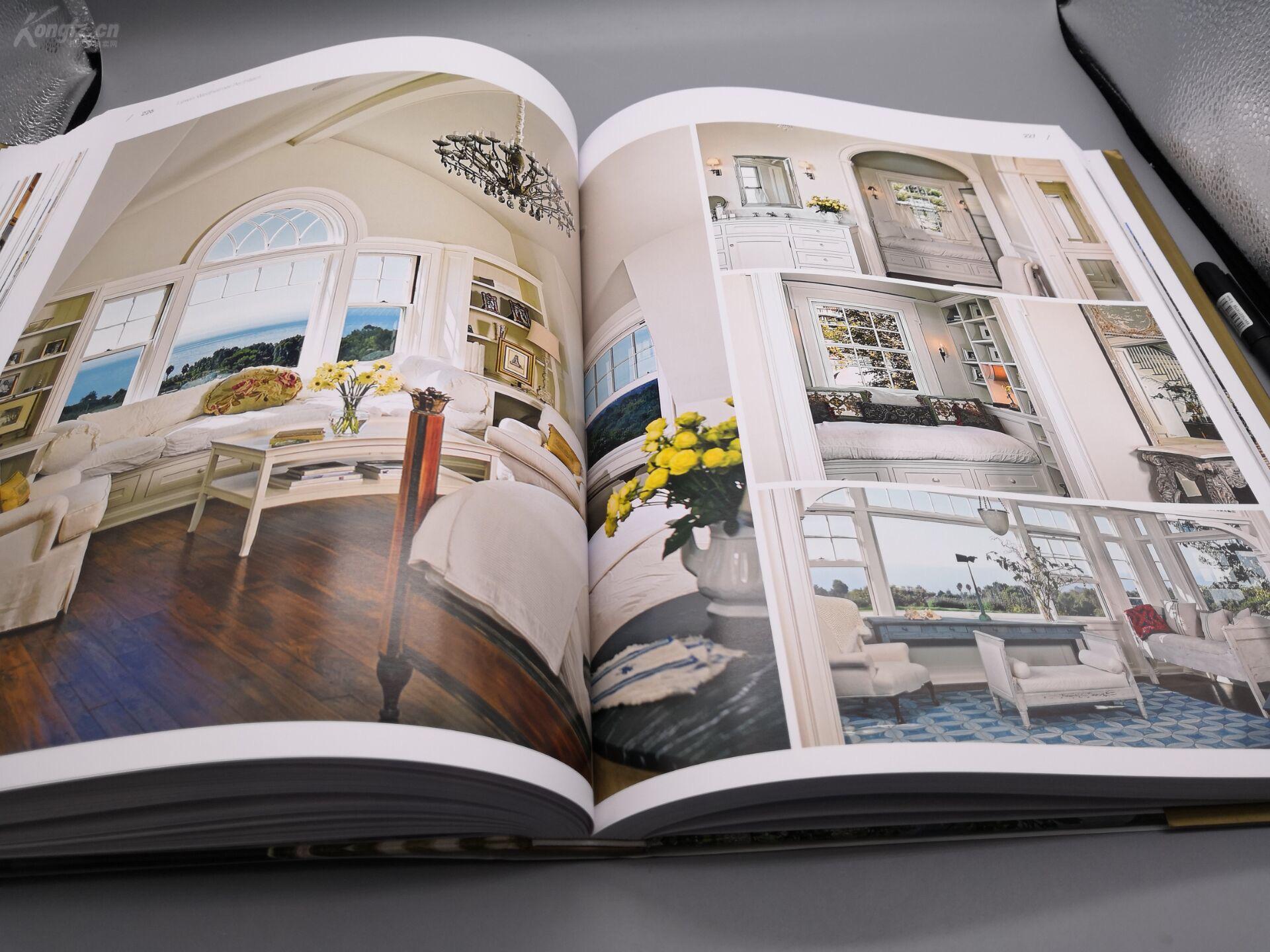 新古典别墅》8开巨册、445页巨厚册、原书定贝斯特建筑设计顾问公司图片