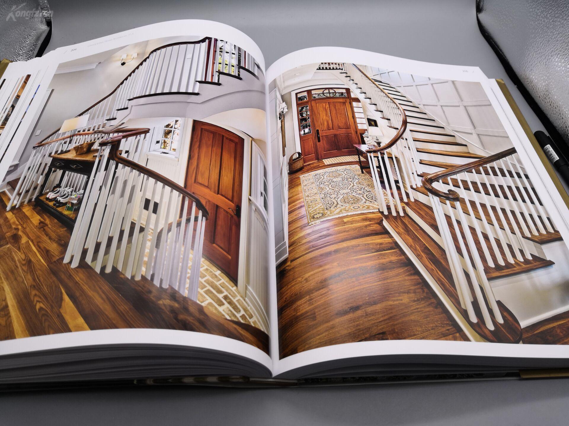 新古典别墅》8开巨册、445页巨厚册、原书定crdx6怎么立体包装盒绘制图片