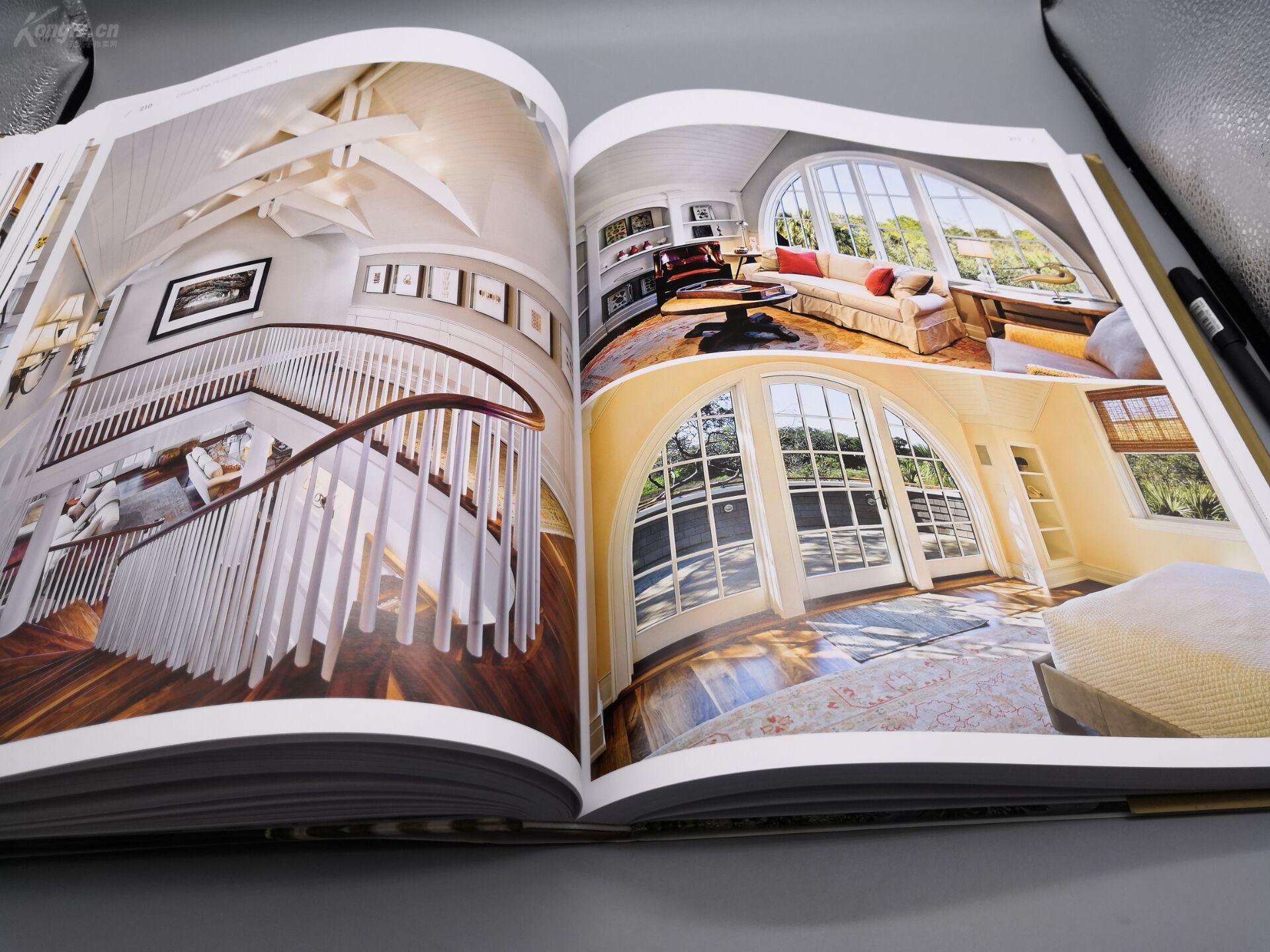 新古典绘画》8开巨册、445页巨厚册、原书定别墅培训班设计素材图片