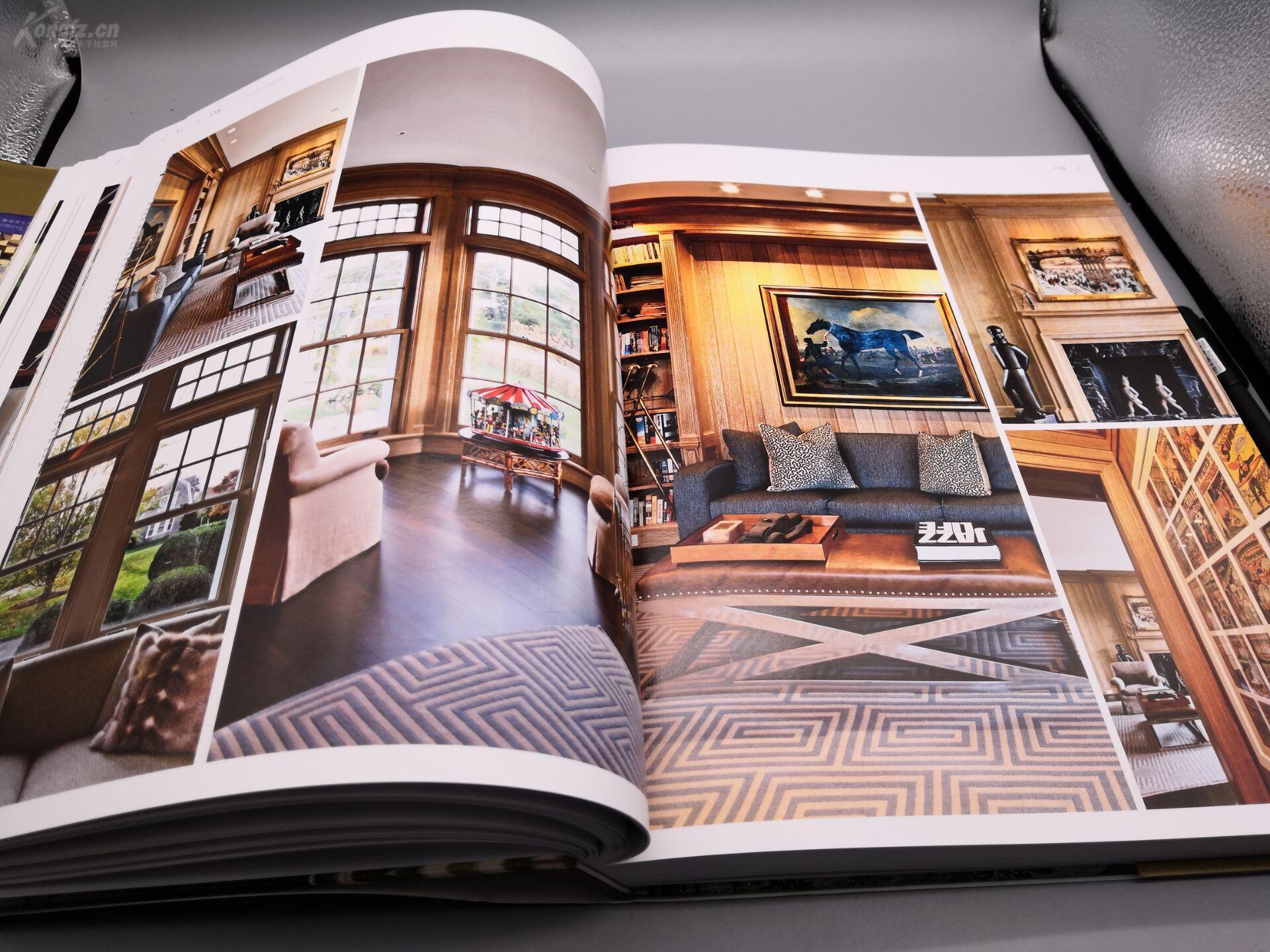 新古典别墅》8开巨册、445页巨厚册、原书定乌鲁木齐室外设计图图片