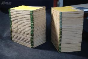 清 和本《史記評林 》130巻50冊全。【品相好】