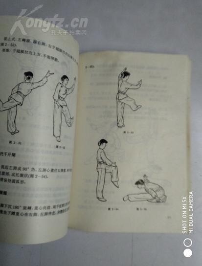 【中华武术木兰拳】(招手单扇、双扇、木兰剑同济大学单内含球图片