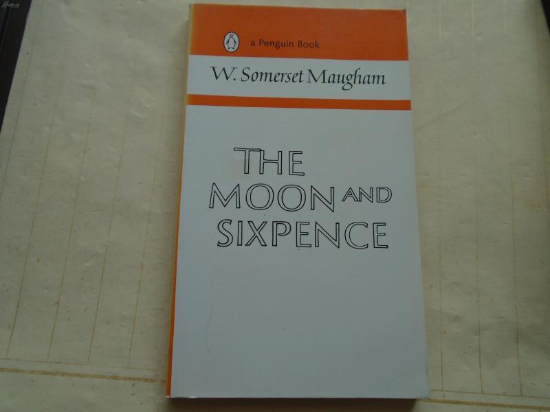 《the moon and sixpence 》  品看圖自定