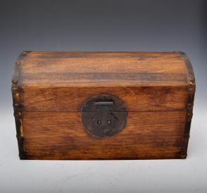 花梨木珍寶箱收藏品木器