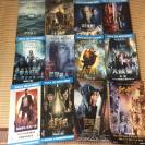 最新电影海报收藏(75张不同,大小:16开,全彩铜版,双面)