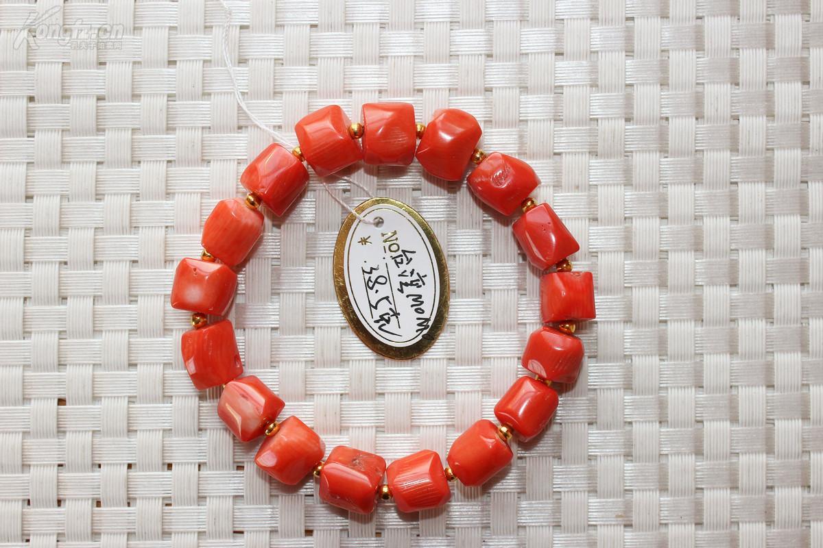 纯天然台湾MOMO随型手串''极受收藏者的喜爱,并且精品红珊H增值十分迅速,被收藏界人士所看重。