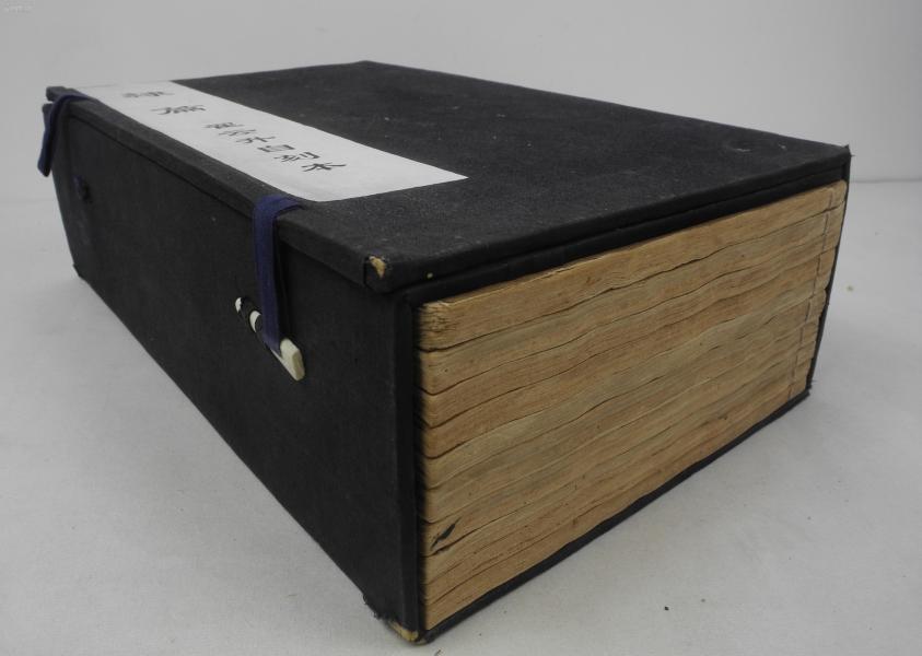 掖縣翟云升撰 道光精寫刻本《隸篇十五卷》《隸篇續十五卷》《隸篇再續十五卷》 特大開本 原裝一函十厚冊全。開本超大宏闊(30.5x20),白紙精寫刻,手書上版,原裝原簽,保存較好,品相上佳。