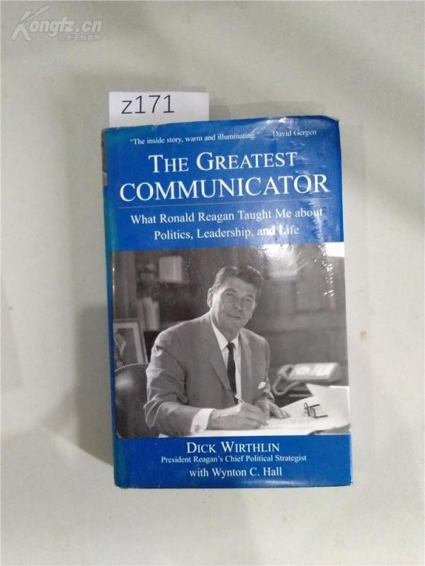 131@z171 英文 The Greatest Communicator