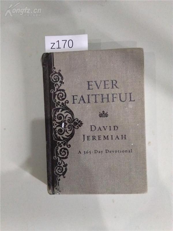131@z170 英文 Ever Faithful