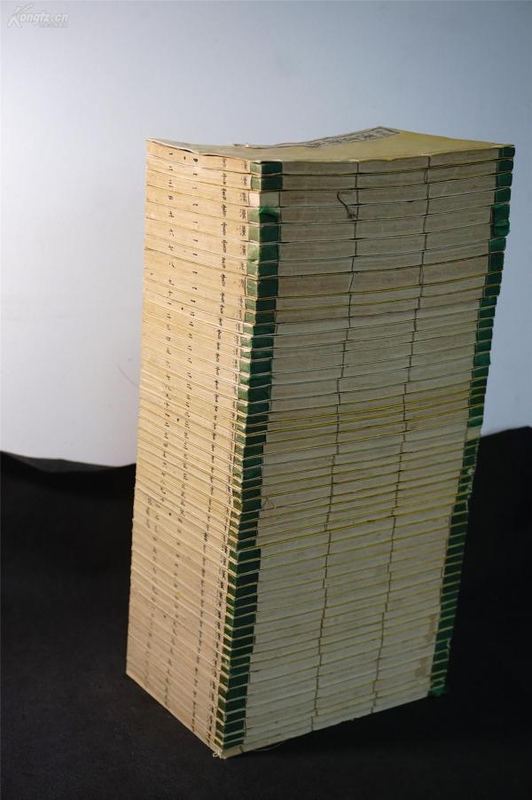 清末  和本 校刻《漢書評林 》50冊全。品相佳。 明治15年
