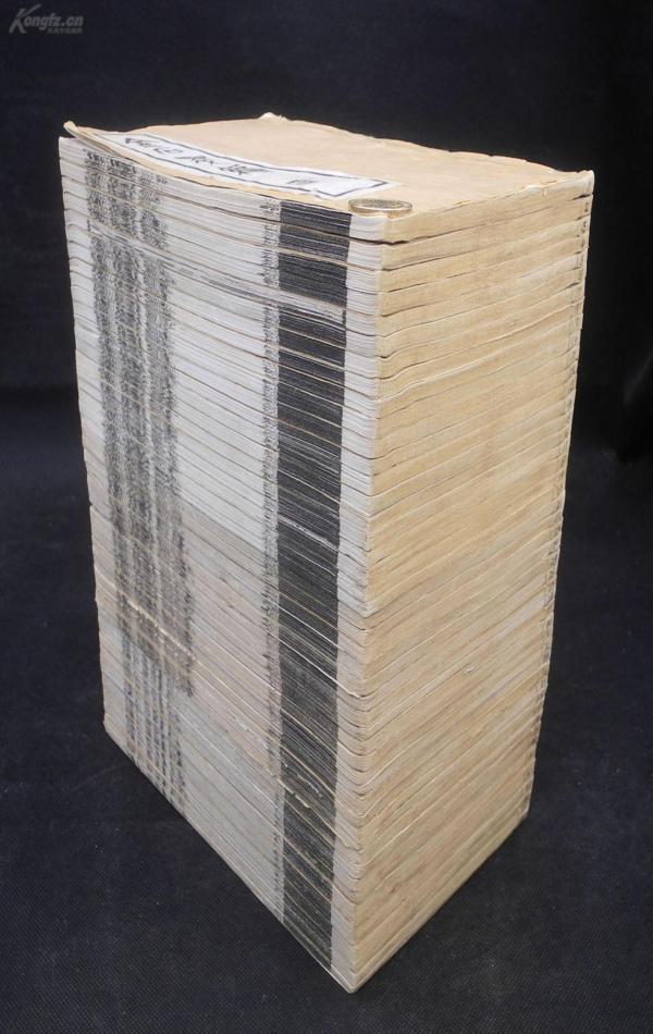 金石大部頭,名家舊藏】清光緒醉六堂精印【金石萃編】160卷和【金石萃編】21卷兩種合拍。兩種兩套全,精美白紙,薄弱禪意,46冊全,中國清代金石學著作。為一部石刻文字和銅器銘文的匯編,所收碑刻金石達1500余種,詳注碑刻、金石器皿的尺寸和收藏。漢武梁祠精美石板畫像36頁72面,精美絕倫 ,鈐精美藏書章