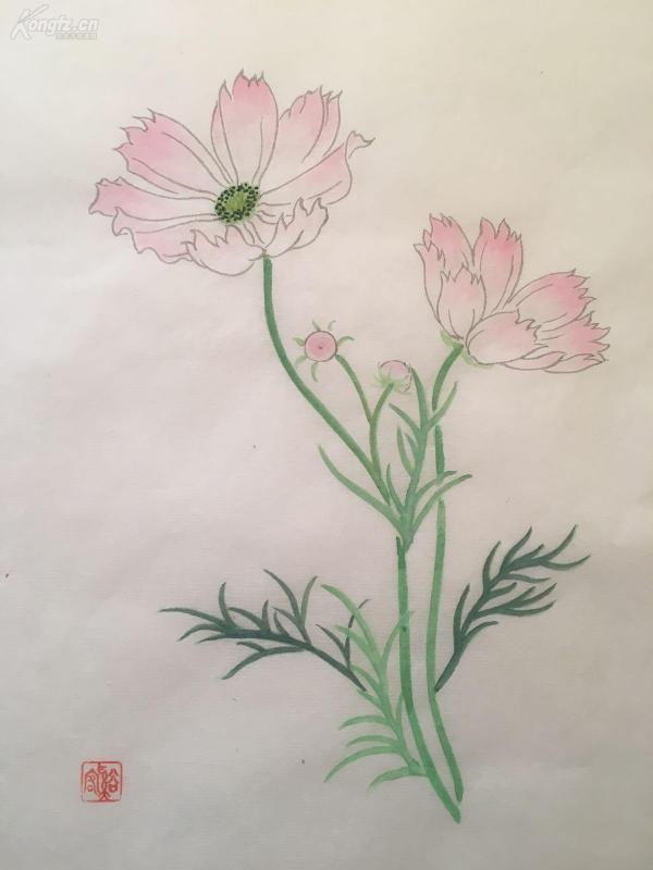 花箋手繪18