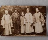 【天宝阁回归】 【清末十九世纪蛋白照】 【清末民国衬板照】【北京上海风景照】