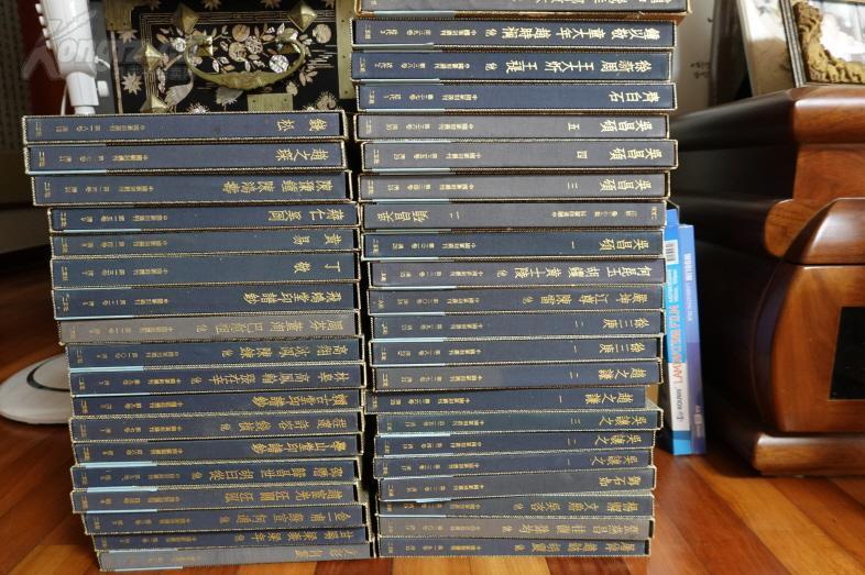 二玄社精品玉版宣双色套印《中国篆刻丛刊》 全41 精装本